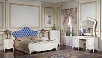 Кровать Тоскана белая 1,6