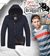 Куртка детская теплая на мальчика размер: (46-S) (48-M)