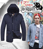 Подростковая куртка теплая мужская размер: (48-M) (50-L)