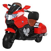 Электромотоцикл BMW от Bambi M 3277EL-3 красный