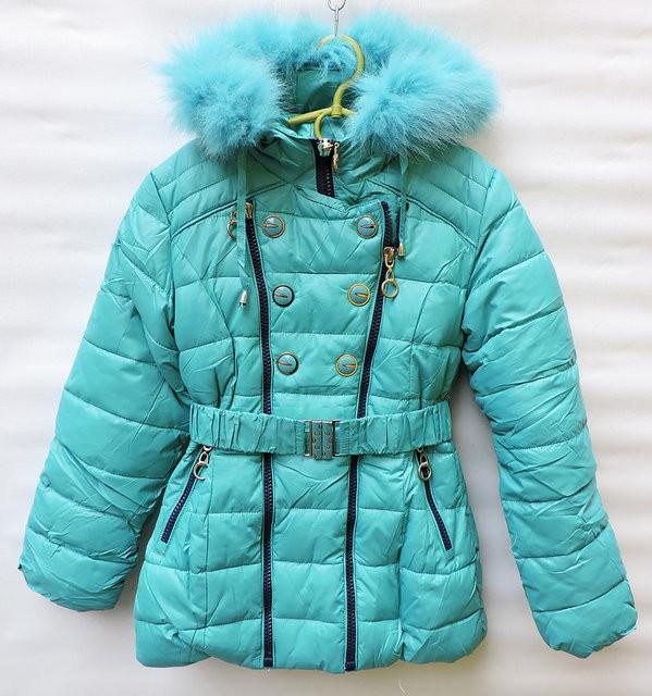 Стильна зимова куртка для дівчинки 8-12 років із знімним капюшоном і ... a6fc42f8a074a