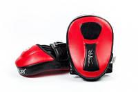 Лапы для бокса PowerPlay 3030 Platinum series Red