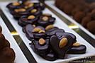 """Шоколадные конфеты ручной работы """"Марципановое сердце"""",1 шт, 20 г., фото 7"""