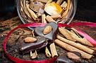 """Шоколадные конфеты ручной работы """"Марципановое сердце"""",1 шт, 20 г., фото 2"""