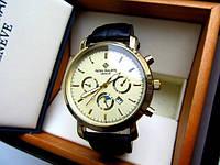 Деловые часы Patek Philippe для мужчин. Кварцевый механизм. Хорошее качество. Практичные часы. Код: КДН1369