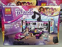 "Конструктор Brick ""Friends"" Студия звукозаписи поп звезды"