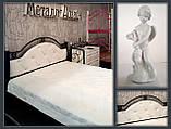 Двуспальная кровать Эсмеральда Металл-Дизайн, фото 4