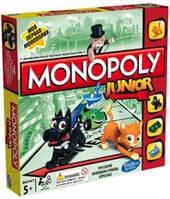 Моя Первая Монополия (Monopoly Junior) настольная игра