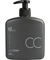 Восстанавливающий кондиционер для сухих и поврежденных волос id HAIR Elements Titanium Repair Charger 500 ml