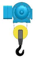 Таль электрическая стационарная 0,5т 6метров