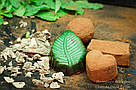 """Шоколадные конфеты ручной работы """"Мятные листочки"""", 1 шт, 20 г., фото 6"""