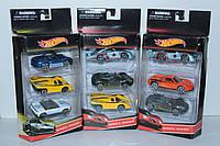 Машина HOT WHEELS Porsche 1:64, в коробке 20*11см