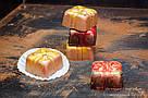 """Шоколадные конфеты ручной работы """"Марципановый презент"""", 1 шт, 15 г., фото 7"""
