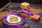 """Шоколадные конфеты ручной работы """"Марципановый презент"""", 1 шт, 15 г., фото 8"""