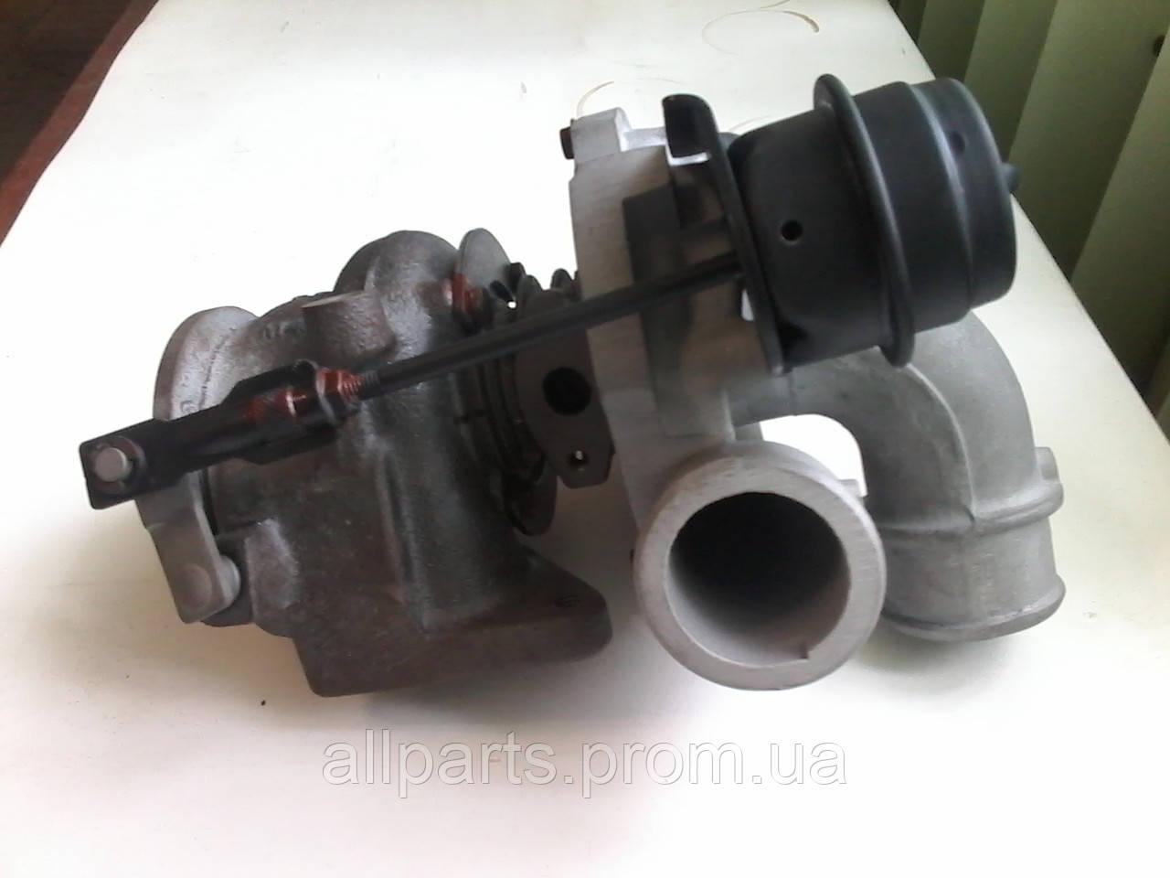 Турбина Skoda Superb 2.5TDI 01-, б/у реставрированная