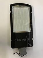 Светодиодный уличный консольный светильник SL CAB46-100 100W 6500K IP65 Код.58821