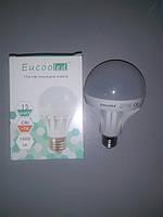 LED ЛЕД светодиодная лампа Eucooled 15Вт 15W 6500К