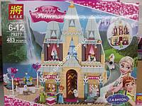 Конструктор Замок принцессы, 483 дет.
