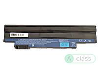 АККУМУЛЯТОР (БАТАРЕЯ) для ноутбука Acer AL10A31 Aspire One D255 11.1V Black 4400mAhr