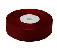 Красная атласная лента 0,6см