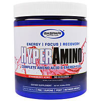 Купить аминокислоты Hyper Amino Gaspari Nutrition 300 g