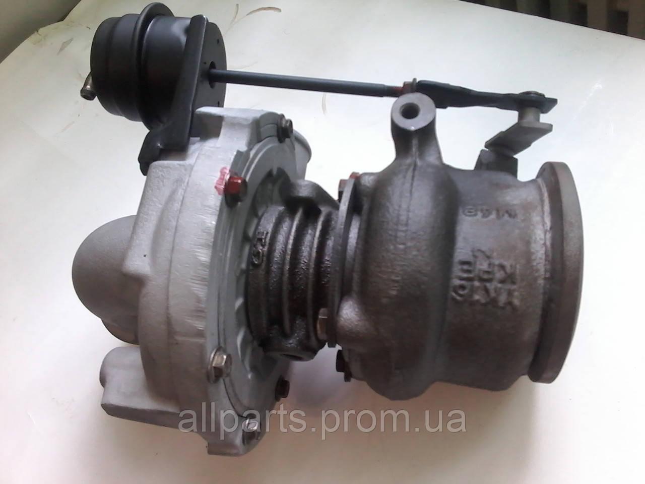 Турбина Fiat Ducato II 2.8 JTD 2001- OE: 500364493, 49377-07050, б/у реставрированная