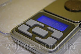 Ювелирные электронные карманные весы на 500 гр