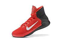 Баскетбольные кроссовки Nike Prime Hype DF 2016 red-black