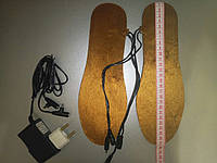 Стельки (электростельки) с подогревом 36-43 размеры