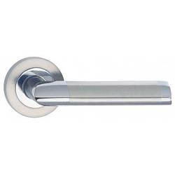 Дверная ручка Daro  никель-сатин