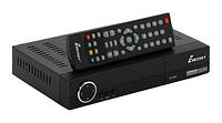 Цифровой ТВ тюнер DVB-T2 Eurosky ES-3021 (USB вход, минимум 32 канала)