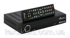 Цифровий ТВ тюнер DVB-T2 Eurosky ES-3021 (USB вхід, мінімум 32 канали)
