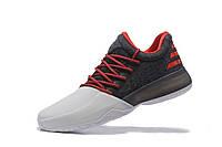 Баскетбольные кроссовки Adidas Harden Vol. 1 white-black