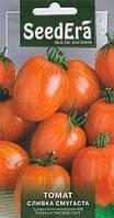 Семена Томат индетерминантный Полосатая сливка 0,1 грамма SeedEra