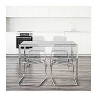 Стол IKEA  TORSBY / TOBIAS 4 стула