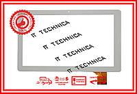 Тачскрин 251x150mm 45p XC-PG1010-031-A0 FPC БЕЛЫЙ