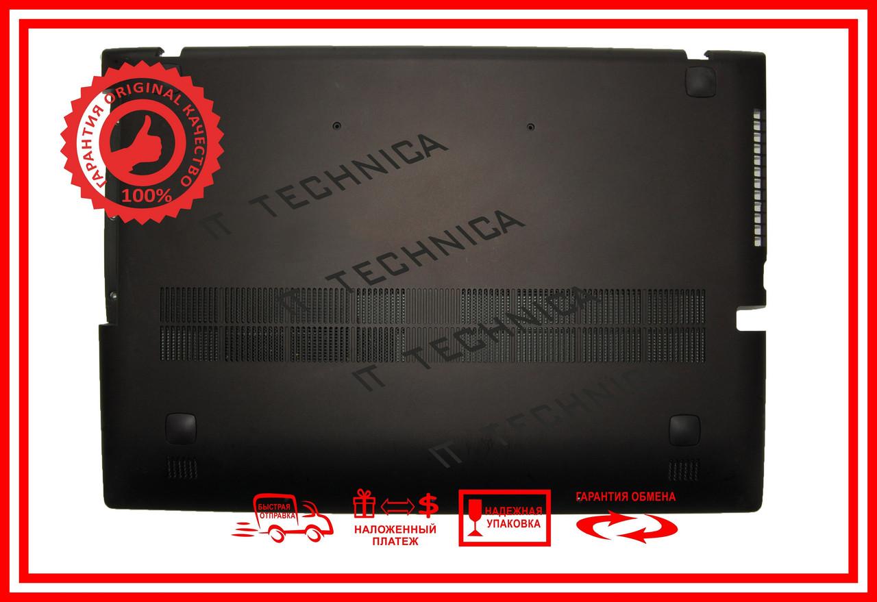Нижня частина (корито) Lenovo Z500 (AP0SY000B00) Чорний