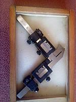 Штангензубомер М1-18,возможна калибровка в УкрЦСМ., фото 1