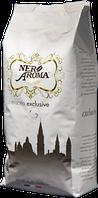 Кофе зерновой Nero Aroma Exclusive 90% араб/ 10% роб