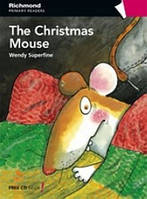 Superfine Wendy The Christmas Mouse (+ Audio CD)