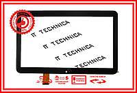 Тачскрин 246x156mm 51pin YLD-CEGA566-FPC-A0 Черный