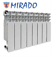 Биметаллический радиатор Mirado 300/85 30 бар 140Вт