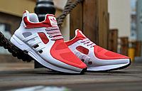 Кроссовки мужские адидас  Originals EQT Racer (red/grey) - 64z