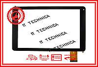 Тачскрин 257x157m 50pin XC-PG1010-055-0A-FPC Черн