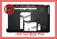 Нижняя часть (корыто) HP Pavilion DV6-3000 DV6Z-3000 DV6-3100 DV6T-3000 Черный