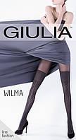 Колготки женские Теплые с Имитацией Ботфорт WILMA 150 GIULIA