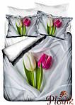 Шикарные расцветки постельного белья Бамбук 3D