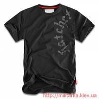 Футболка Dobermans Hatchet TS40BK black