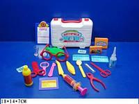 Игровой набор доктор joy toy Волшебная аптечка 2550 чемодан 18*14*7 см