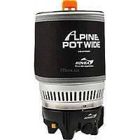 Горелка Kovea Alpine Pot Wide KB-0703W (8806372096069)